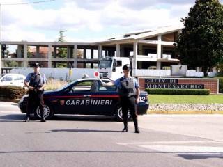 Carabinieri Montesarchio (Benevento)