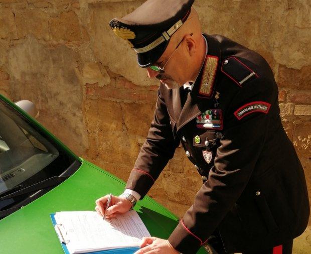 Carabinieri Forestali Benevento