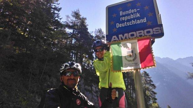 Giuseppe e Giovanna in Germania