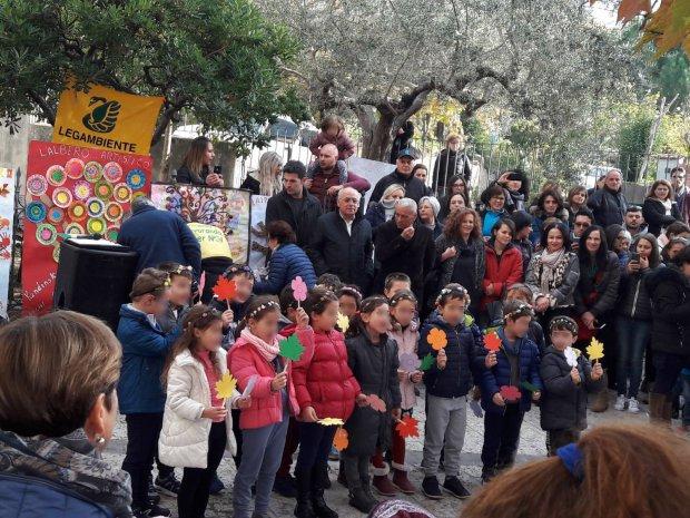 Festa Albero Foglianise