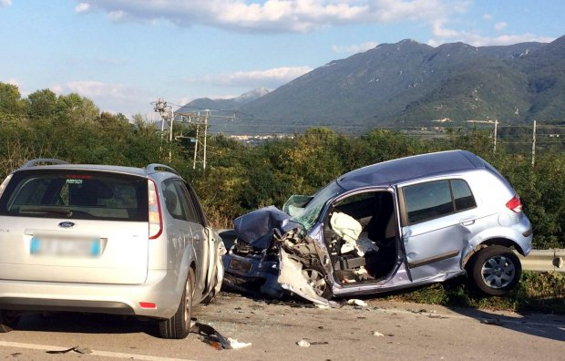Incidente Fondo Valle Isclero