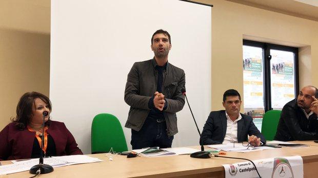 Erasmo Mortaruolo al convegno CeSVoB a Castelposto