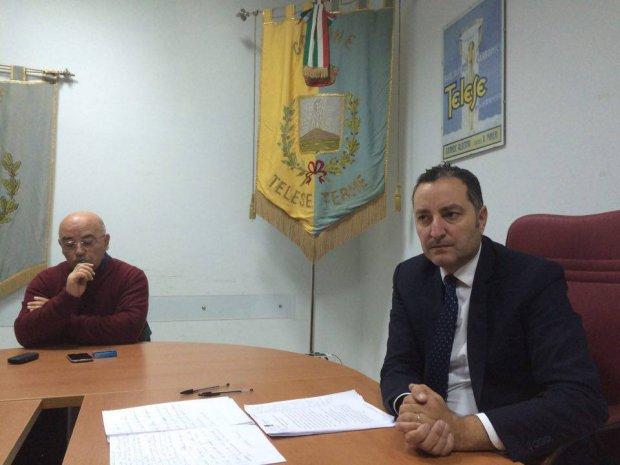 Pasquale Carofano - sindaco di Telese Terme.