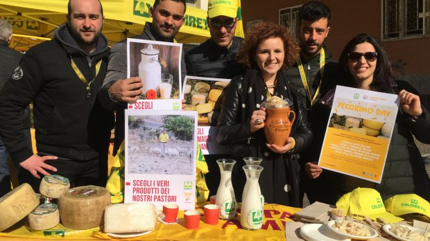 Pecorino Day Coldiretti