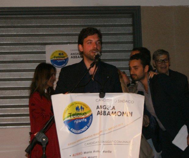 Luca Palumbo, coordinatore Giovani Forza Italia Valle Telesina