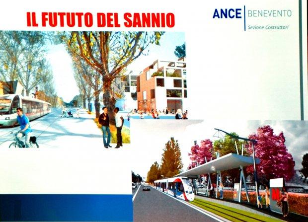 Una metropolitana a Benevento. La proposta dello studio ANCE