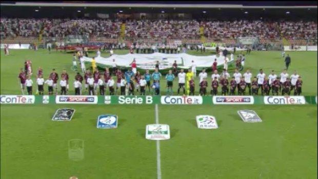 Spezia 1-1 Salernitana, Giornata 01 Serie B ConTe.it 2016/17