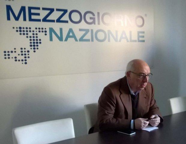 Pasquale Viespoli, presidente Mezzogiorno Nazionale