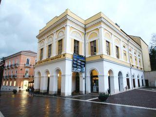 Benevento - Il Teatro Comunale Vittorio Emmanuele