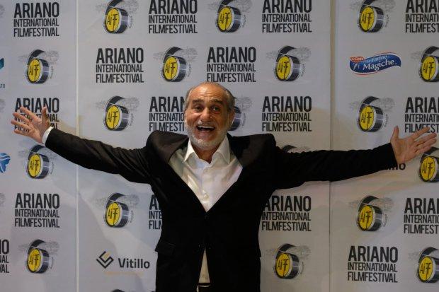 Ariano Film Fest - Pino Ammendola
