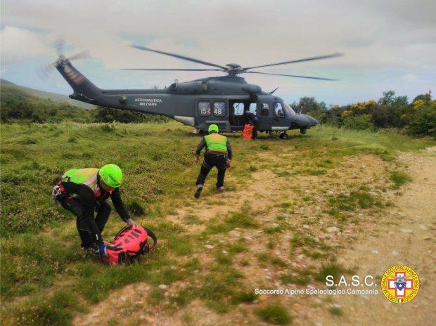 Aereo ultraleggero scomparso nel Cilento: ricerche in corso sul Monte Stella