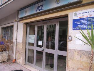 La sede dell'Automobile Club Italia di Benevento