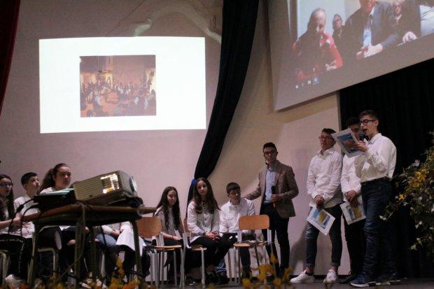 San Giorgio La Moara, presentazione Guida Turistica della Scuola Secondaria