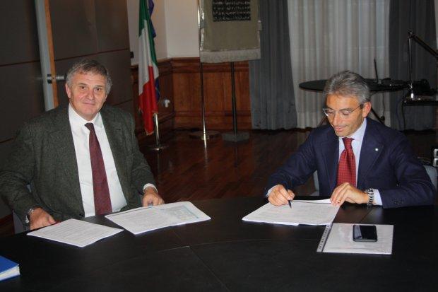 Residenze universitarie unisannio cede ad adirsuc - Letto e sottoscritto ...
