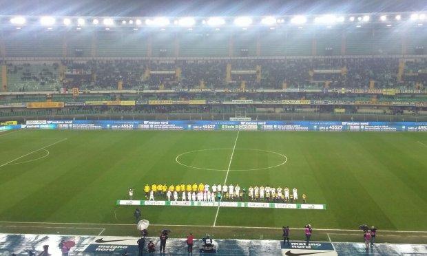 Serie B - Pari spettacolare tra Verona e Benevento: 2-2 al Benegodi