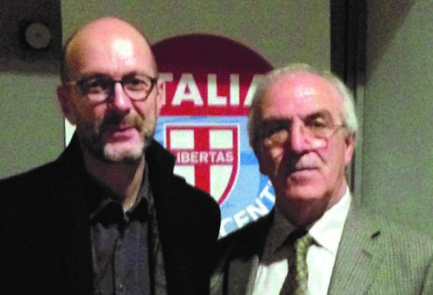 Giuseppe De Mita e Raffaele Lanni