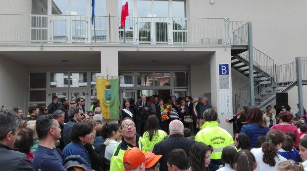 Inaugurazione scuola Airola