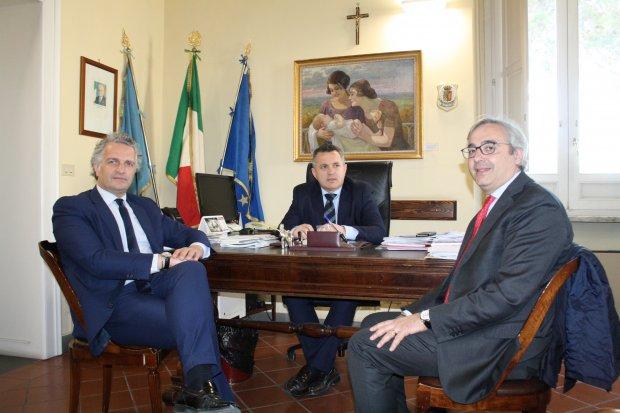 Di Maria, Cataudo e Castaldo