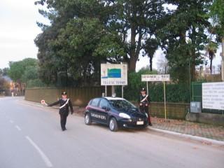 Carabinieri Telese Terme (Benevento)