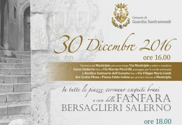 Guardia Sanframondi 30 dicembre