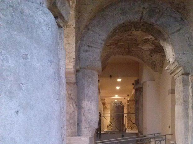 Museo diocesano - Pseudocripta