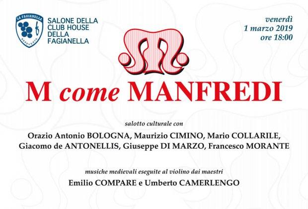 M come Manfredi.