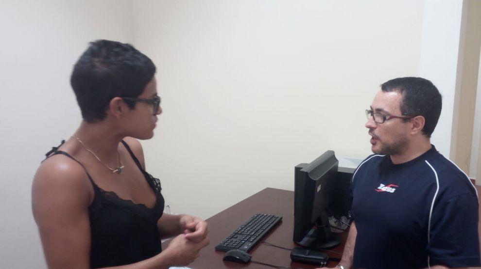 Claudio Donato intervista Karima