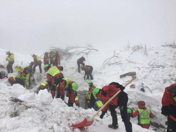 Terremoto:Soccorso alpino veneto in aree