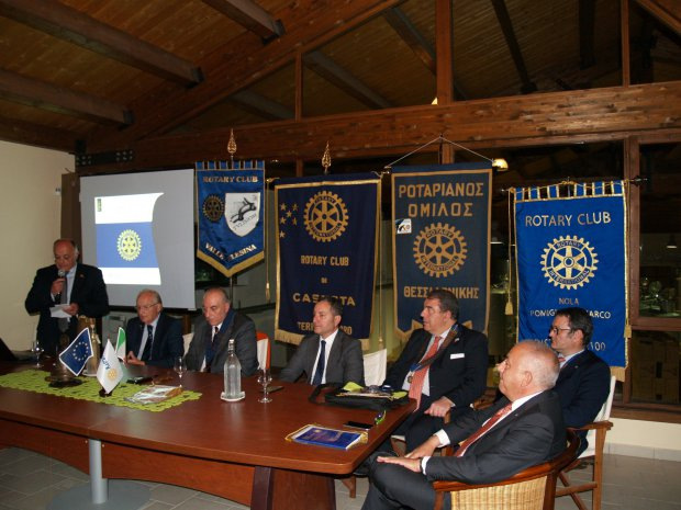 Gemellaggio Rotary Club