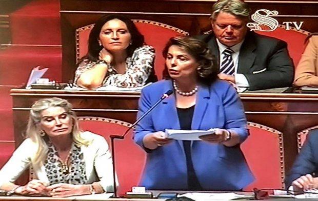 Sandra Lonardo, FI