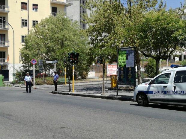 Stop Traffico Benevento