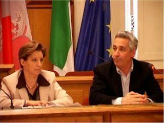 Altrabenevento - Sandra Sandrucci e Gabriele Corona