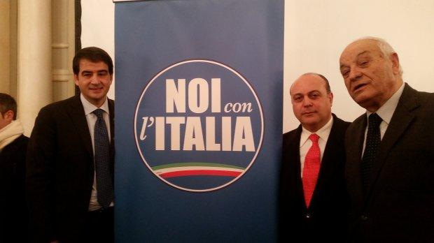 Politiche, nasce quarta gamba centrodestra: Noi con l'Italia