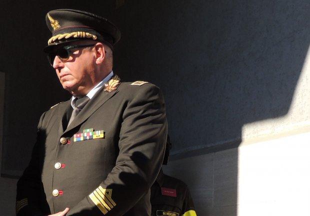 Incendio in una casa di Tarquinia, intervengono i Vigili del Fuoco