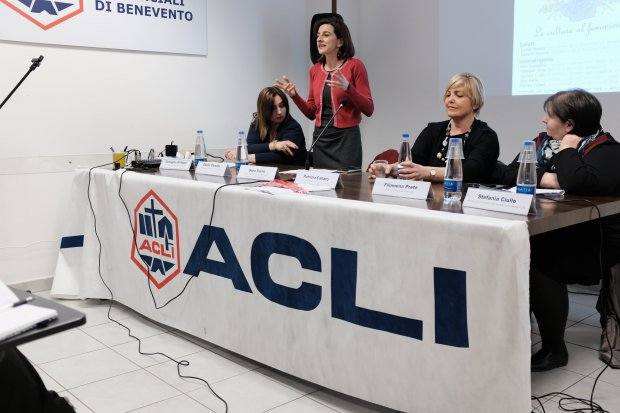 Consulta donne Acli e Consulta Donne del Comune di Benevento a confronto