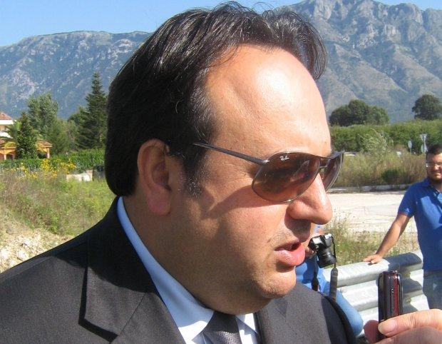 Carmine Valentino, sindaco di Sant'Agata de'Goti
