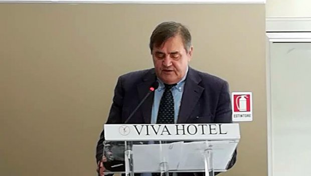 Antonio Giordano, Segretario SUNIA Campania