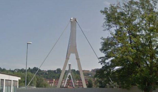 ponte didattico ciclopedonale