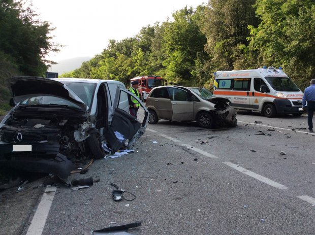 Incidente Statale 372 Telesina