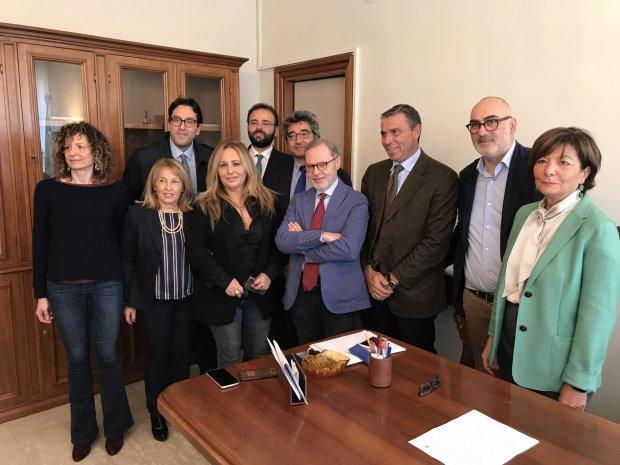 Benevento. Convenzione tra Tribunale e Unifortunato per tirocini formativi presso il Palazzo di Giustizia