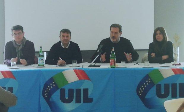 Consiglio generale territoriale della Uil Avellino/Benevento