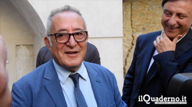 Oreste Vigorito, presidente Benevento Calcio