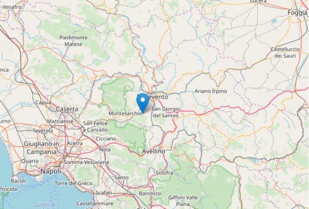 Terremoto nel Sannio (16 dicembre 2019)