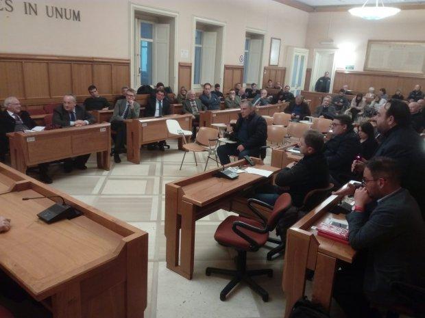 Assemblea dei sindaci sulla sanita'