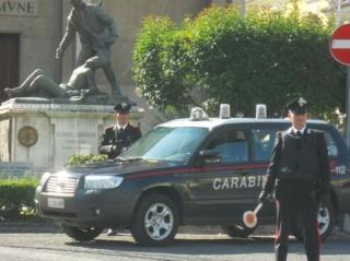 Carabinieri San Giorgio del Sannio