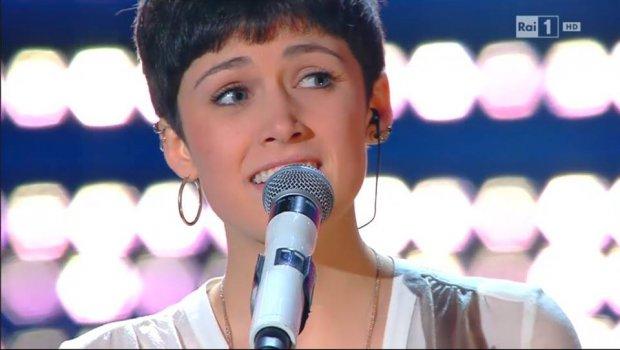 Chiara Dello Iacovo. Foto: profilo fb Festival di Sanremo