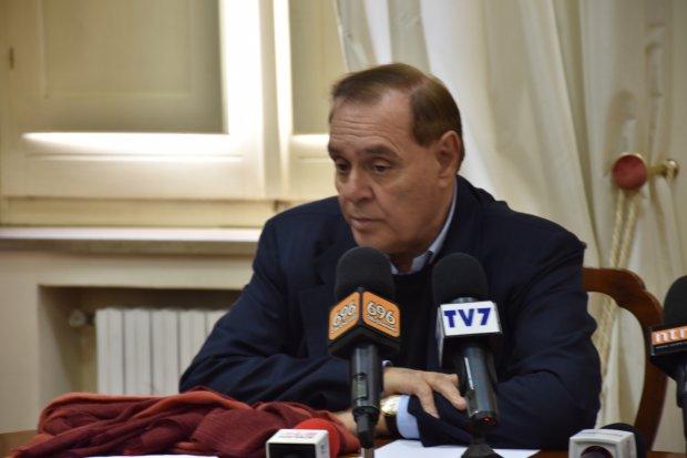 Clemente Mastella sindaco di Benevento