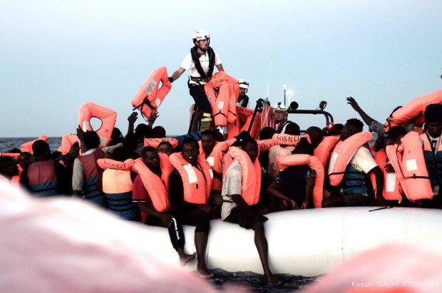 Foto: SOS Mediterranee
