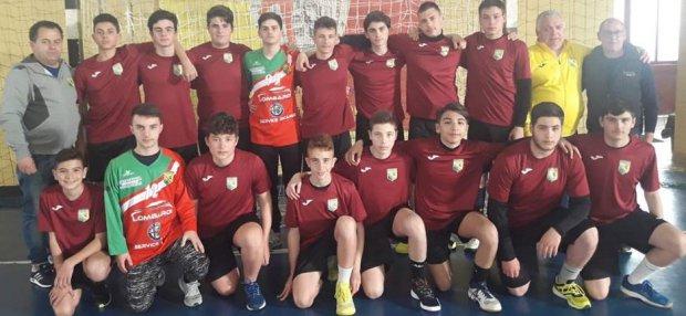 Scuola Pallamano Valentino Ferrara Under 17 (2019)