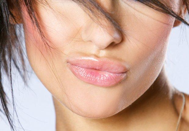 labbra belle e sane
